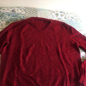 Club Room Men's Sweater Vest-100% Cashmere-Estate-